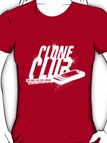 Clone Club (white) T-Shirt