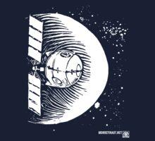 Orbital Satellite Delta-6 (White Version) Kids Clothes
