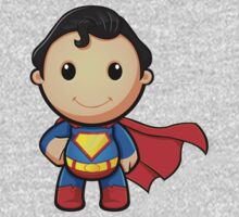A Super Man - Smiling by DesignWolf