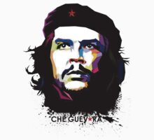 Che Guevara by jayjackfruits28