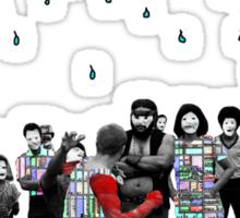 Street Fight Sticker