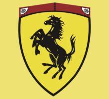 Scuderia Sleipnir Shield Kids Clothes