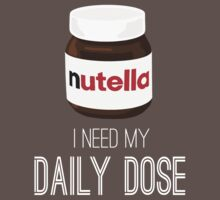 I need my daily dose >Nutella< Kids Clothes