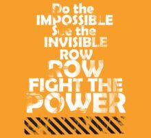 Gurren Lagann Fight the Power by Jenny De Giulli