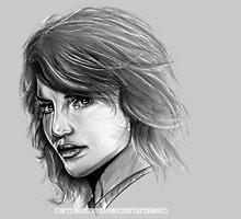 Tricia Helfer, Caprica 6, Battlestar Galatica '04 by IndyMan33