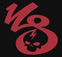KrakkdSkullz - KS Logo - Red by krakkdskullz