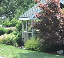 The old Porch by PicsbyJody