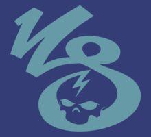 KrakkdSkullz - KS Logo - Turquoise by krakkdskullz