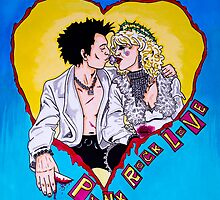 God Save MY Queen Sid and Nancy Sex Pistols by LilithScream