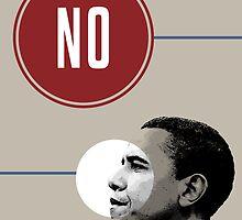 No Obama by morningdance