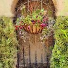 Charleston Mini Garden by JHRphotoART