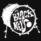The Black Keys' Drum by hunekune