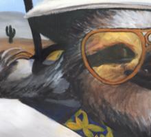 Fear and Loathing in Sloth Vegas Sticker