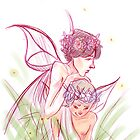Fairy! Johnlock by Voodooling