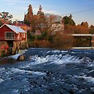 Deloraine at Sunset by Cameron B