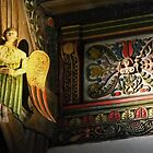 Rug Angel and Frieze by Yampimon