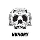 iPhone Case - Hungry Skull by fenjay