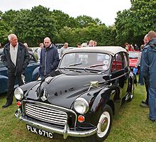 Morris Minor 1000  Convertible 1965 by Keith Larby