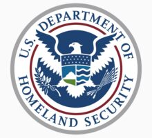 US Dept of Homeland Security by GreatSeal