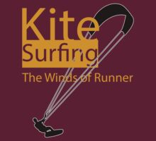 Kite Runner by KerzoArt