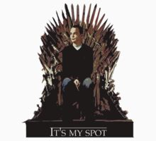 My spot by Geek T-shirts