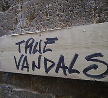 True Vandals by shutterhappy