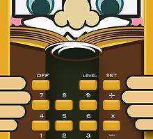 Professor Calculator  by Nick  Greenaway