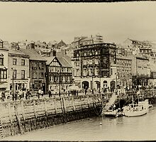 Old Whitby by John-Adams