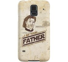 Dear nephew, I am your father v.2 Samsung Galaxy Case/Skin