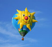 Sunshine Air Ballon by QCPhil