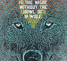 howling wolves by bbygreentea