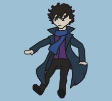 ~Sherlock Chibi~ by rtisan