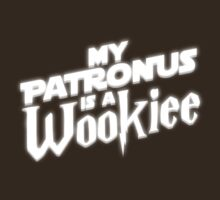 """My Patronus is a Wookiee"" by SevenHundred"