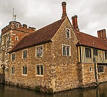 Ightham Mote by eddiechui