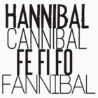Fannibal by bippitybovvity
