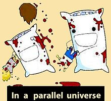 Murderers - In a parallel universe by Stefania Patella