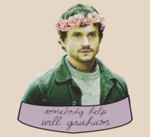 somebody help will graham by martinfreejam