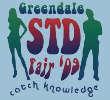 Greendale STD Fair by EasilyConfused1