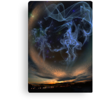 Above All Canvas Print