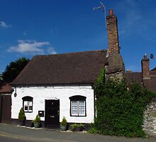 Squatters Cottage, Much Wenlock by wiggyofipswich