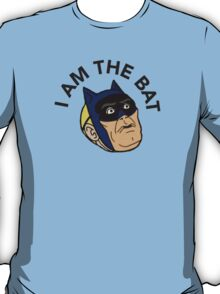 Hank Venture, I Am The Bat - Venture Bros T-Shirt