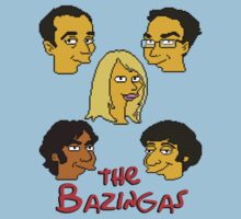 The Bazingas! 2.0 by Alsvisions