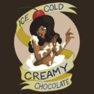 Ice Cold Creamy Chocolate by LillyKitten
