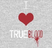 I 'Heart' Trueblood (HBO) by Marjuned