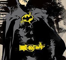 Batman 1989 by Pablo Díaz