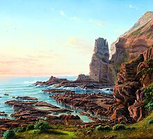Castle Rock Australia by LABELSTONE