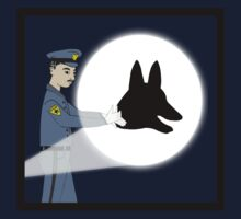 Police Dog by Michowl