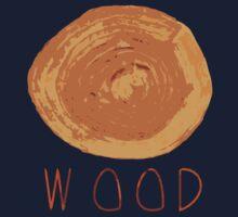 Wood:Tee:Shirt:II by taudalpoi