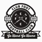 Club Foot Football Club Crest by miners