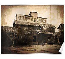 Obamanomics Poster
